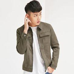 HEIZE - Collared Jacket