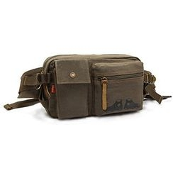 AUGUR - Canvas Waist Bag