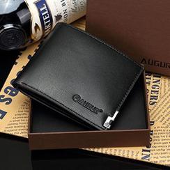 AUGUR - Lettering Wallet