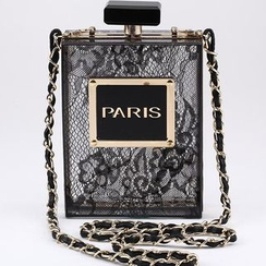 Bling Bag - Perfume Clutch