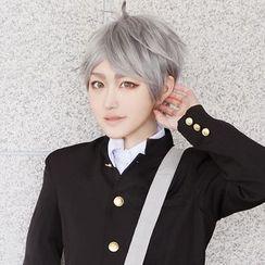 HSIU - Haikyuu!! Koushi Sugawara Cosplay Wig