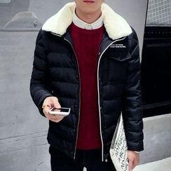 Bay Go Mall - Fleece Padded Jacket