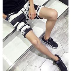 风森 - 抽绳短裤 (不同款式)