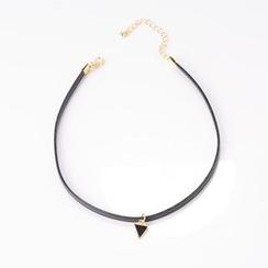 Seirios - 三角装饰贴脖项链