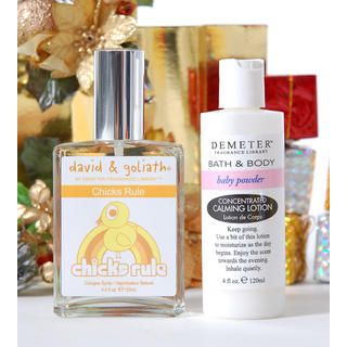 Demeter Fragrance Library - Chicks Rule cologne spray Set (limited Coffret)