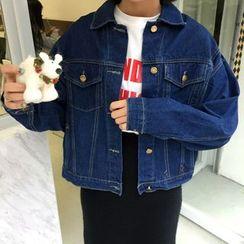 Eva Fashion - 牛仔外套