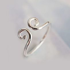Kulala - 925 Sterling Silver Ring