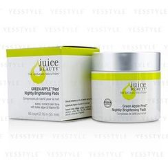Juice Beauty - Green Apple Peel Nightly Brightening Pads