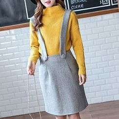 Queen Bee - Jumper Skirt