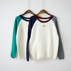 Polaris - 插色毛衣