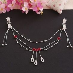 Chapa - Kids Rhinestone Hair Chain