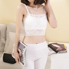 Coshield - Lace Bra Top