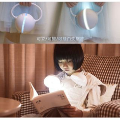 Cloud Forest - Portable LED Desk Lamp