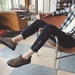 Chuoku - Corduroy Pants