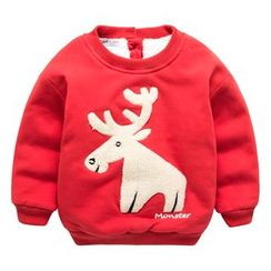 Kido - Kids Fleece Lined Sweatshirt