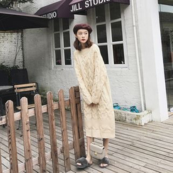 A7 SEVEN - Midi Knit Dress