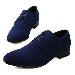 Hipsteria - Synthetic -Leather Dress Shoes