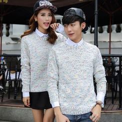 Tabla - Couple Matching Sweater