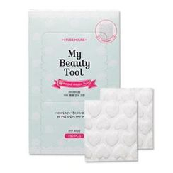Etude House - My Beauty Tool Heart Embossed Cotton Puff
