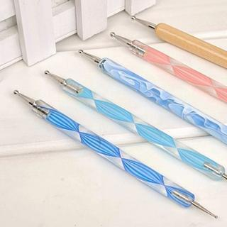 Nail Art Dotting Tool (Random Color)