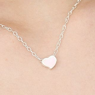 59 Seconds - Heart Necklace