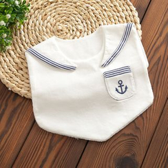 Cottoncraft - Baby Sailor Bib