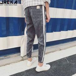 Jacka - Corduroy Harem Pants