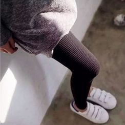 Fancy Show - Fleece-Lined Leggings