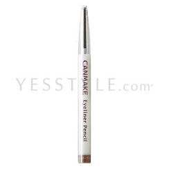 Canmake - Eyeliner Pencil (#02 Natural Brown)