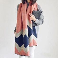 FROME - Fringe Scarf