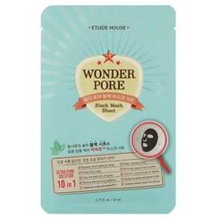 Etude House - Wonder Pore Black Mask Sheet