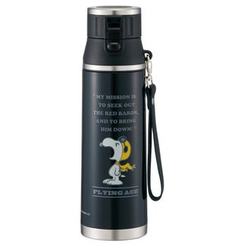 Skater - SNOOPY Stainless Water Bottle 800ml