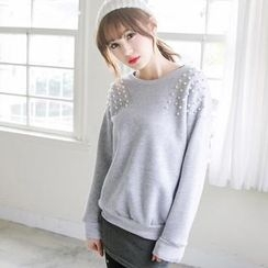 Tokyo Fashion - Beaded Pullover
