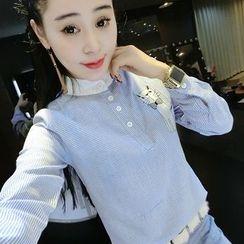 Fancy Show - Striped Shirt