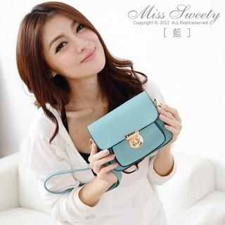 Miss Sweety - Twist-Lock Cross Bag