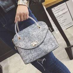Nautilus Bags - Panel Shoulder Bag