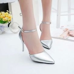 Yoflap - High Heel Pointy Pumps