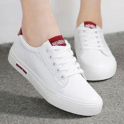 人本 - 印字休閒鞋