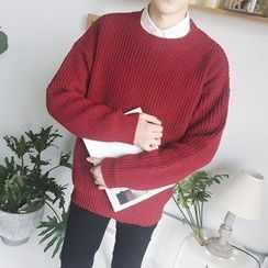 Arthur Look - Ribbed Sweater