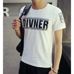 Fisen - Lettering T-Shirt