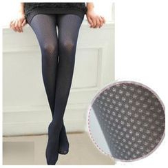 Kally Kay - Patterned Tights