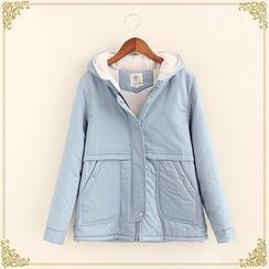 Fairyland - Hooded Padded Jacket