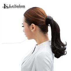 LeSalonWigs - Long Straight and Curved - Pony Tail Hair Piece