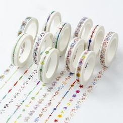 OH.LEELY - Printed Masking Tape