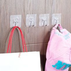 Home Simply - Sticky Wall Hook (Set of 4)