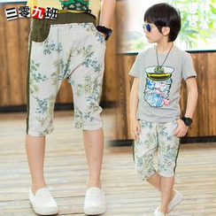 Lullaby - Kids Floral Pants