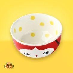 La Vie - Painted Bowl