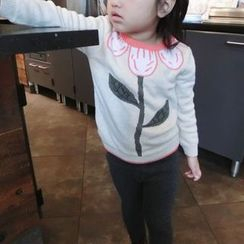 Happy Lala - Kids Jacquard Sweater