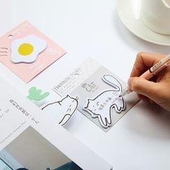 Show Home - Cartoon Sticky Note