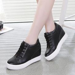 Shoeland - 內增高休閒鞋